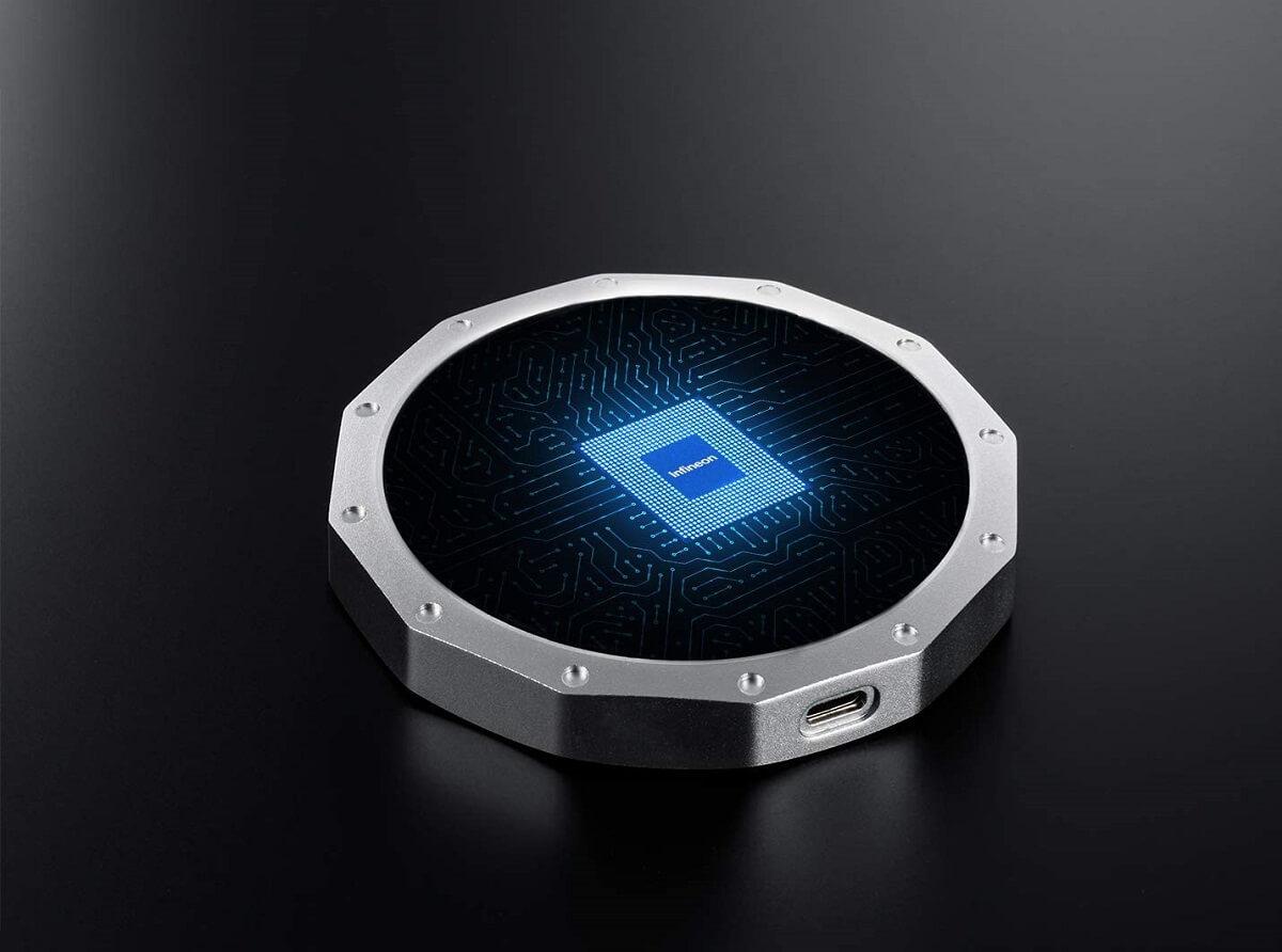 SecuX V20 Billetera Hardware