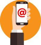 Disponer de un correo electrónico válido para crear una cuenta en el exchange y recibir todas las notificaciones.
